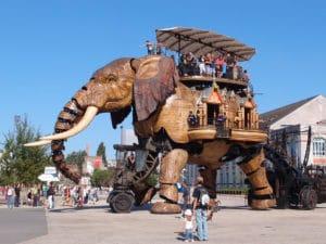 Machines de l'île de Nantes