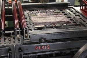 Le musée de l'imprimerie de Nantes