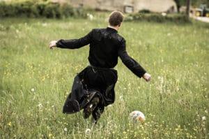 """""""Le football est le sport du bonheur"""""""