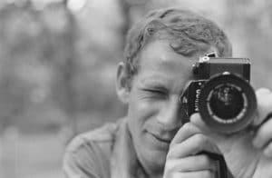 Il y a 50 ans disparaissait Gilles Caron