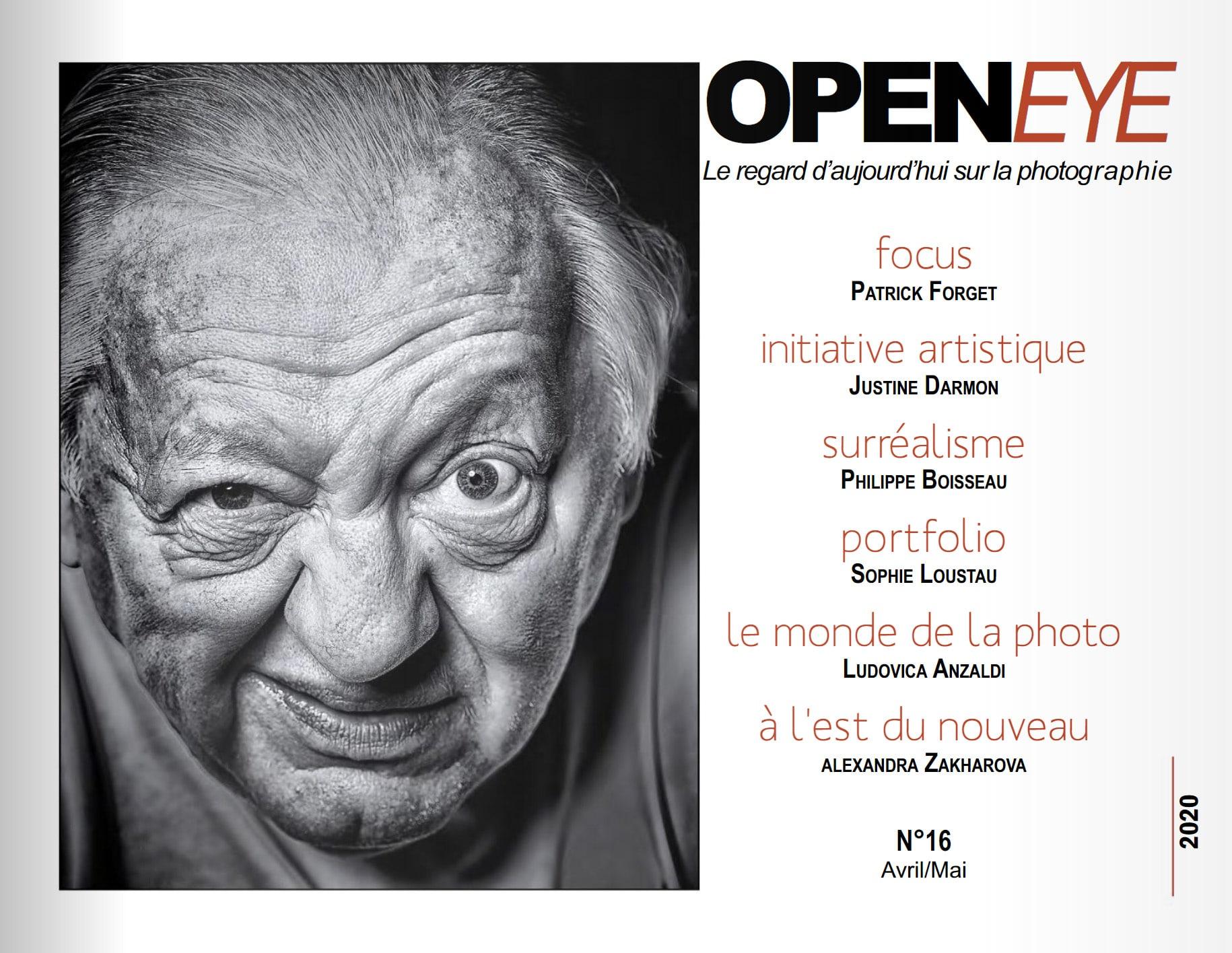 OpenEye : un webmagazine photographique de qualité et gratuit