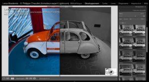 Traitement d'images en N & B avec Lightroompar Philippe Chaudré