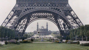 Les autochromes en couleurs naturelles sur Paris des Archives de la planète