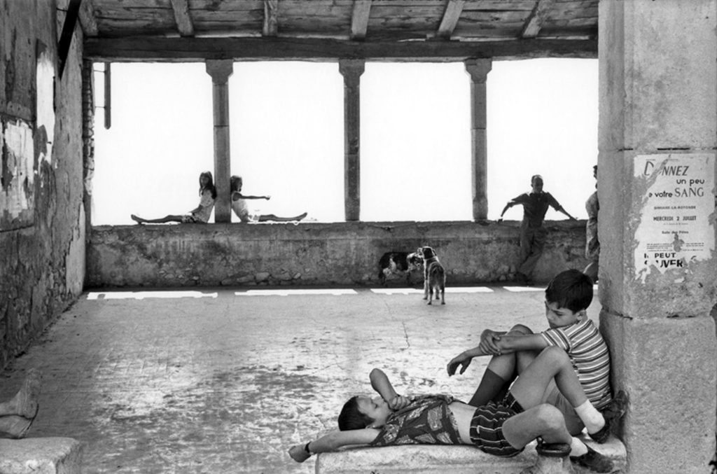 Nouvelle exposition Henri Cartier-Bresson  «Le Grand Jeu»