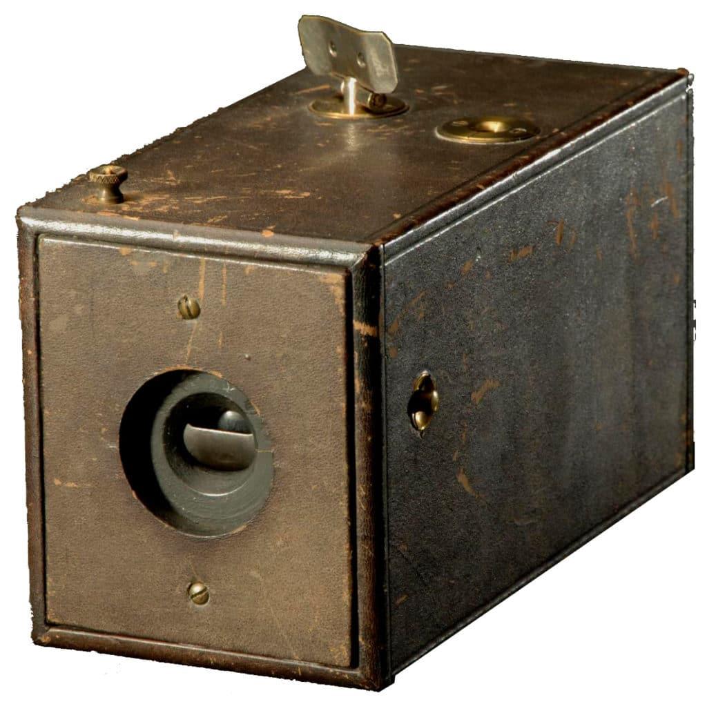 1888 Eastman Kodak camera