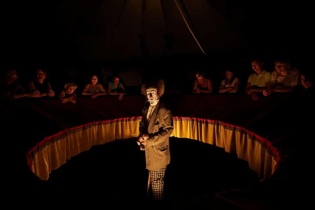 Espace Cirque d'Antony Théâtre Firmin Gémier © Christophe Raynaud de Lage