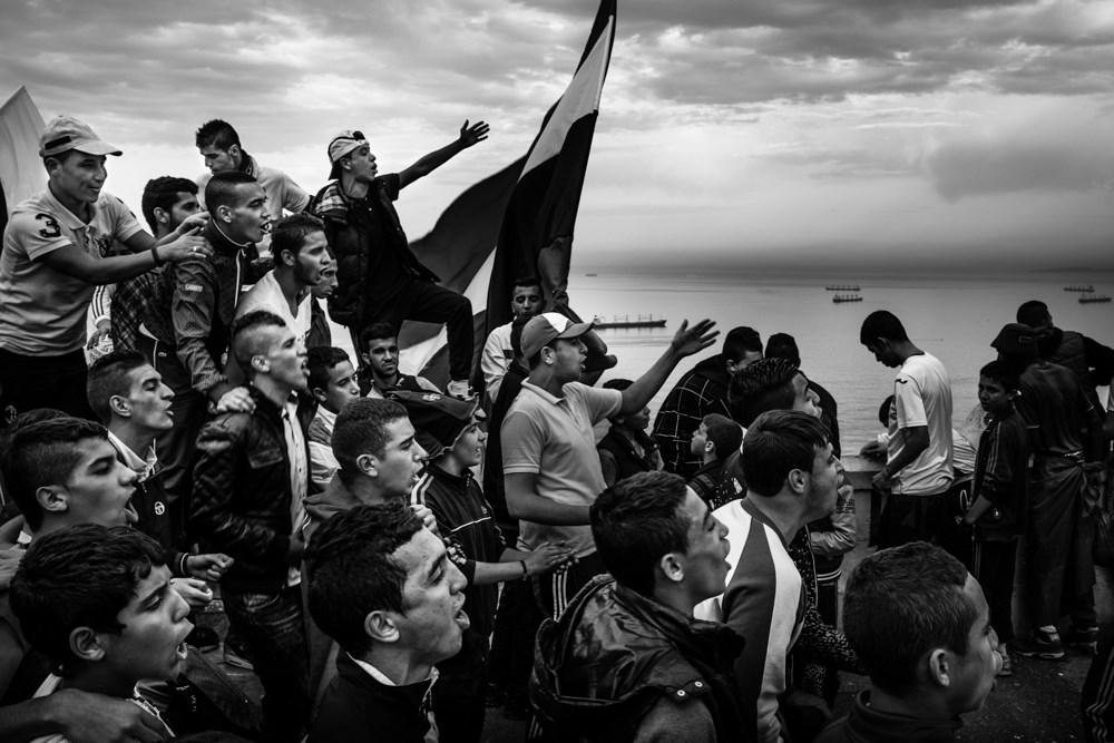 Romain Laurendeau, World Press Photo Story 2020, et Fuji Photo invités de notre réunion du 13 janvier