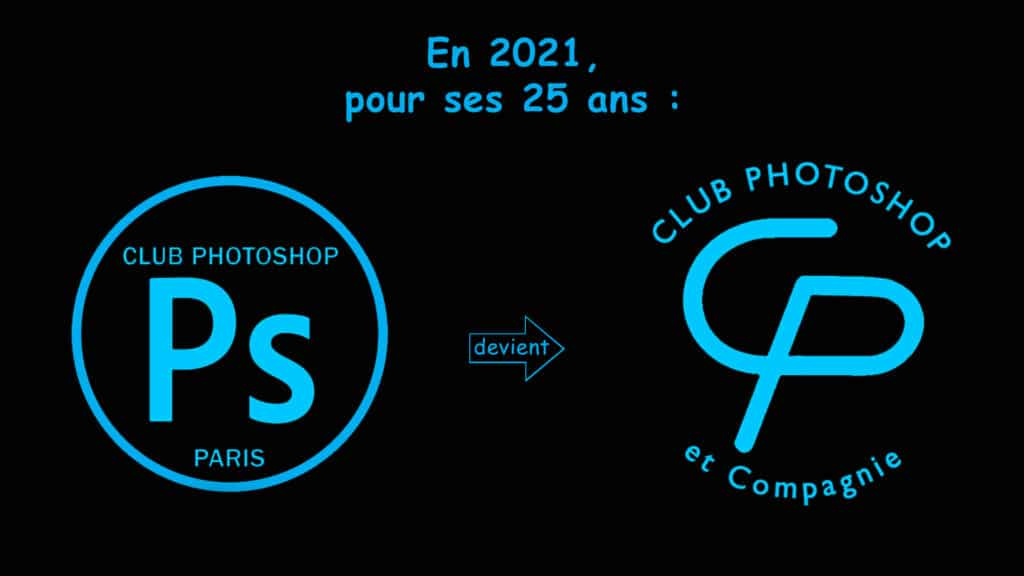 Le Club Photoshop Paris évolue