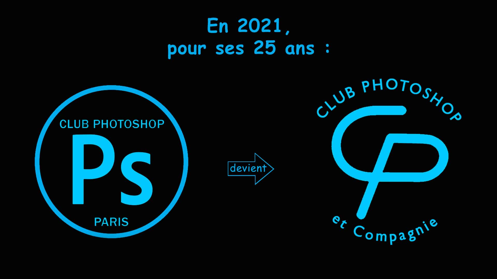 Le Club Photoshop Paris évolue