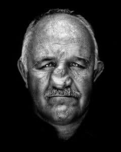 Les gueules cassées, anciens combattants du rugby © Pierre Carton