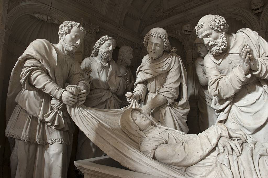 Saints de Solesmes 101765 © Pascal Stritt