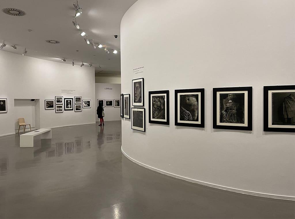 Exposition Sarah Moon © Daniel Barrois