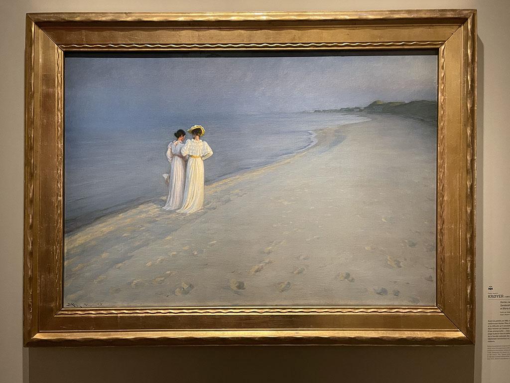 Read more about the article L'heure bleue au musée Marmottan