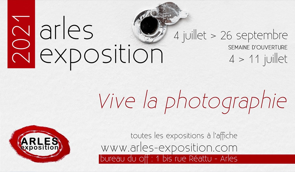 © arles exposition