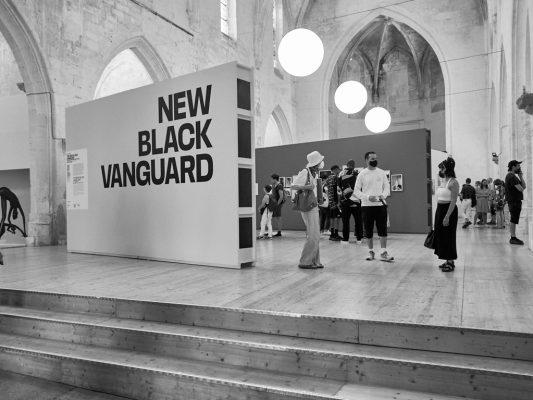 New Black Vanguard ©Bernard Rossi