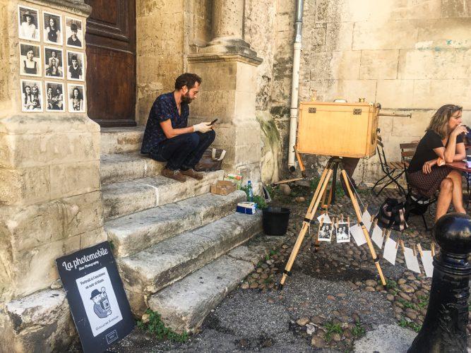 Guillaume Koessler, le photographe ambulant