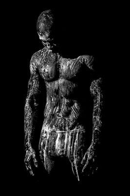 Le Penseur © Darios Tossou
