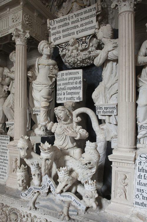 Saints de Solesmes 017223 © Pascal Stritt