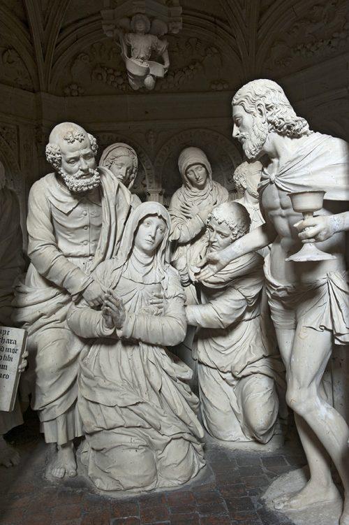 Saints de Solesmes 101399 © Pascal Stritt