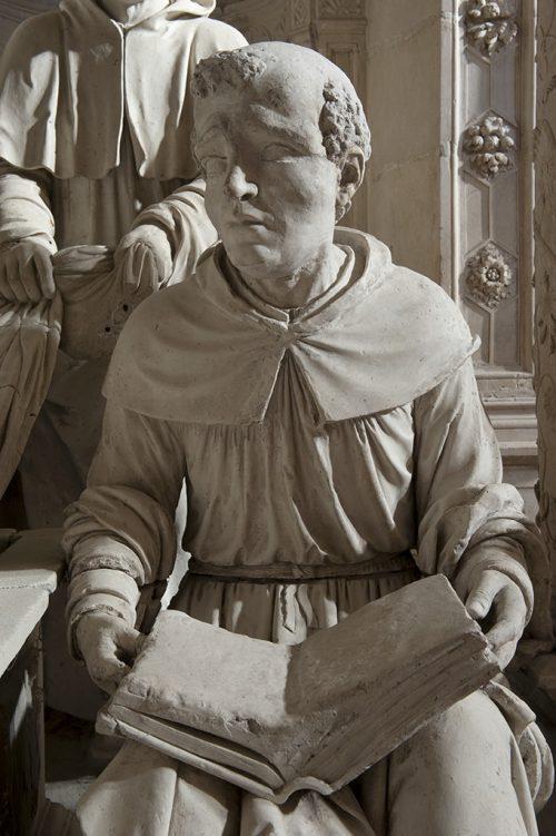 Saints de Solesmes 101754 © Pascal Stritt
