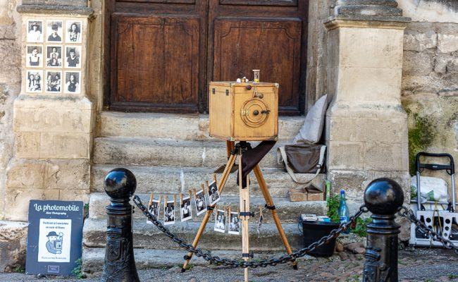 Un appareil photo vraiment très spécial - Guillaume Koessler