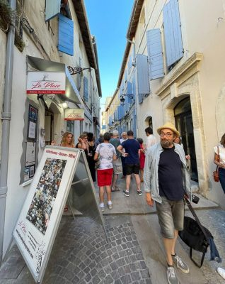 rue reattu © arles exposition
