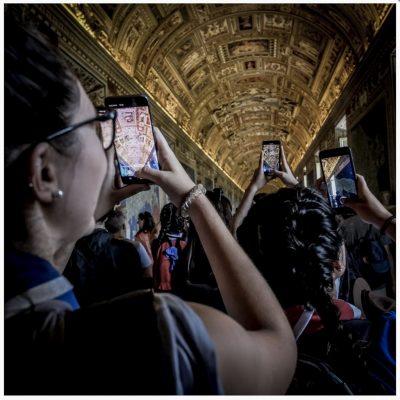 série Le Grand Tour, Rome © Graciano Arici